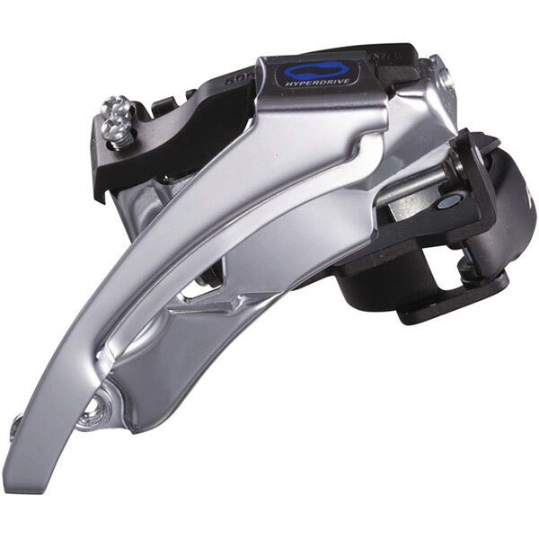 SHIMANO FD-M310 Altus 8speed front derailleur, top swing, 42-48T, 66-69 deg click to zoom image