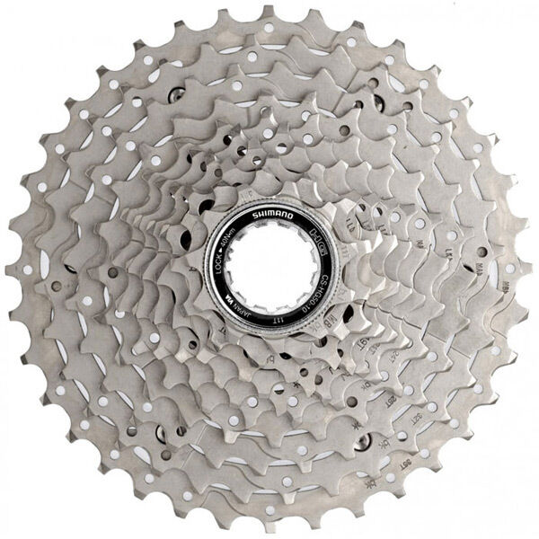 SHIMANO CS-HG50 10-speed cassette 11 - 36T click to zoom image