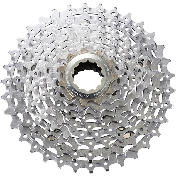 SHIMANO CS-M770 XT 9-speed cassette 11 - 34T click to zoom image