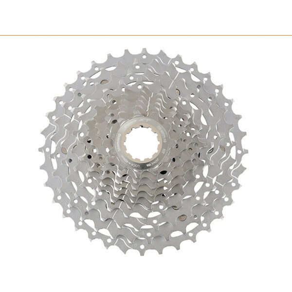 SHIMANO CS-M771 XT 10-speed cassette 11 - 32T click to zoom image