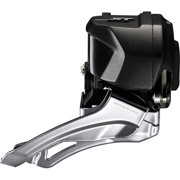 SHIMANO FD-M8070 XT Di2 double front derailleur, for 34-38T (requires SMFD905 mount) click to zoom image
