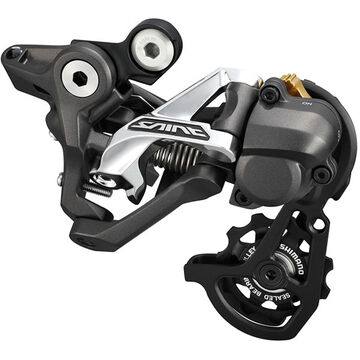 SHIMANO RD-M820 Saint 10-speed Shadow+ design rear derailleur, SS