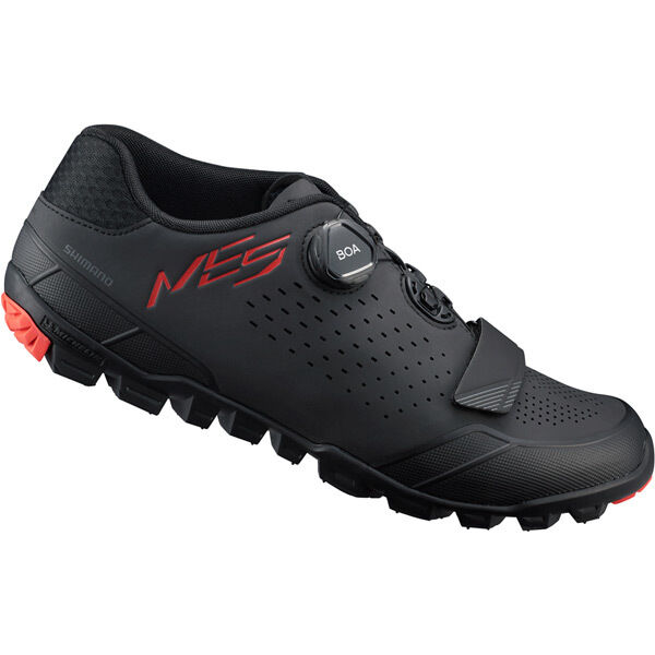 SHIMANO SHOES ME5 (ME501) SPD shoes, black click to zoom image