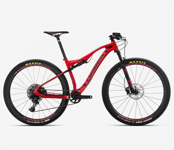 ORBEA OIZ 29 M50 M Red/Black  click to zoom image