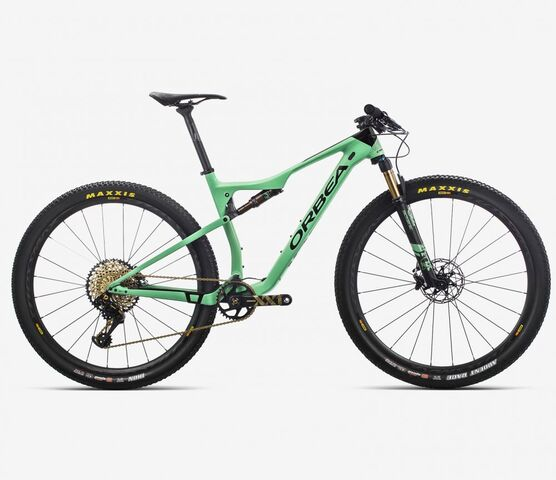 ORBEA OIZ 29 M-LTD S Mint/Black  click to zoom image