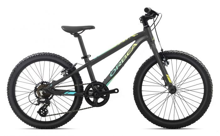 ORBEA MX 20 Dirt  Black/Green  click to zoom image