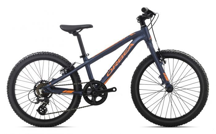 ORBEA MX 20 Dirt  Blue/Orange  click to zoom image