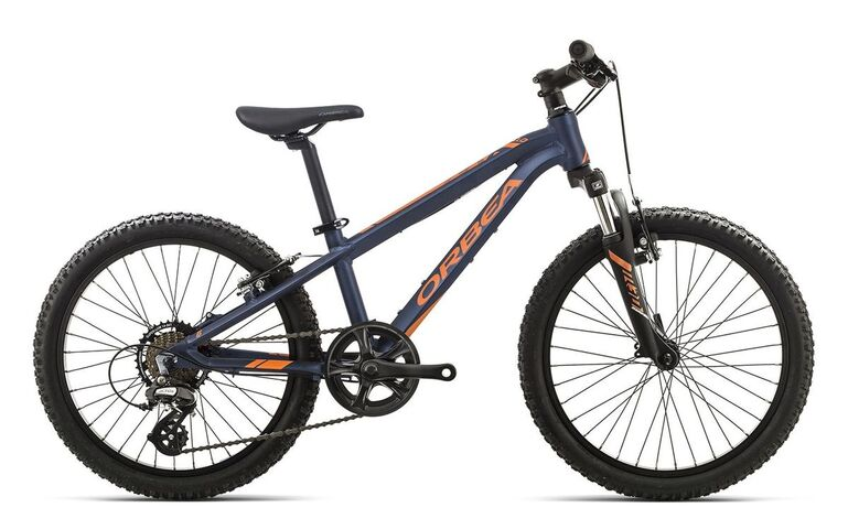 ORBEA MX 20 XC  Blue/Orange  click to zoom image