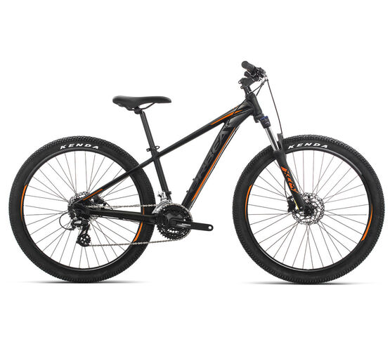 ORBEA MX 27 XS 50  Black-Orange  click to zoom image