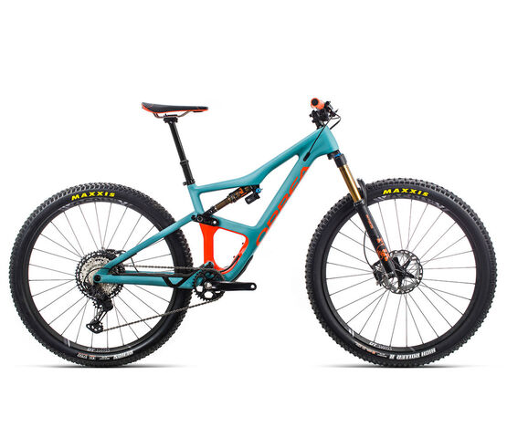 ORBEA Occam M10 S Blue/Orange  click to zoom image