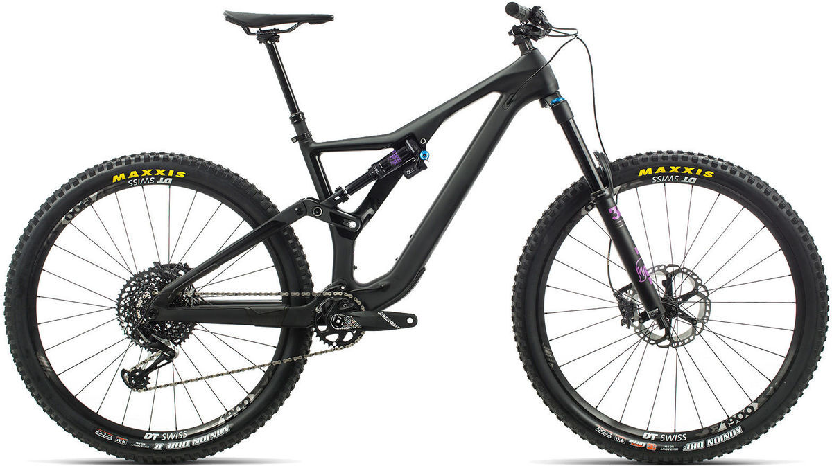 ORBEA Rallon M10 Ex-Display Mountain Bike Large click to zoom image