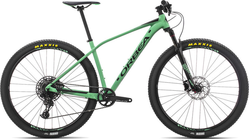ORBEA Alma 27 H10 S Mint/Black  click to zoom image