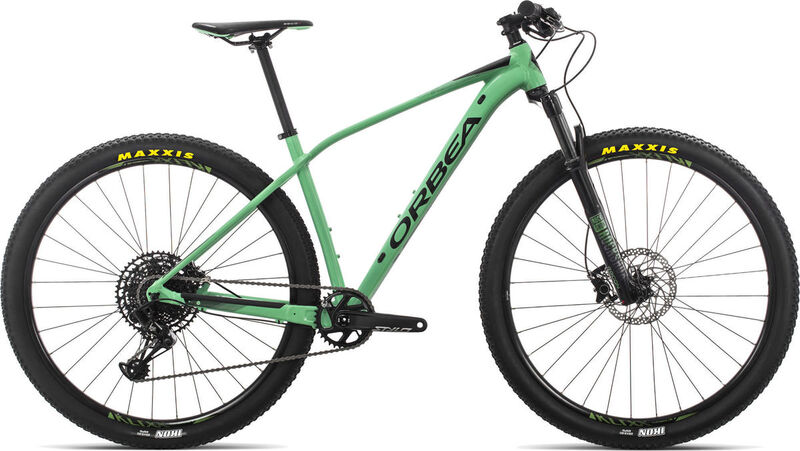 ORBEA Alma 27 H30-Eagle S Mint/Black  click to zoom image