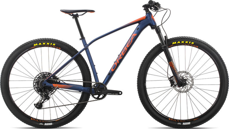 ORBEA Alma 27 H30-Eagle S Black  click to zoom image