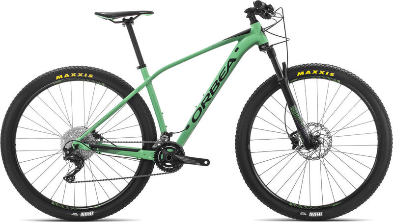 ORBEA Alma 27 H30-XT S Mint/Black  click to zoom image