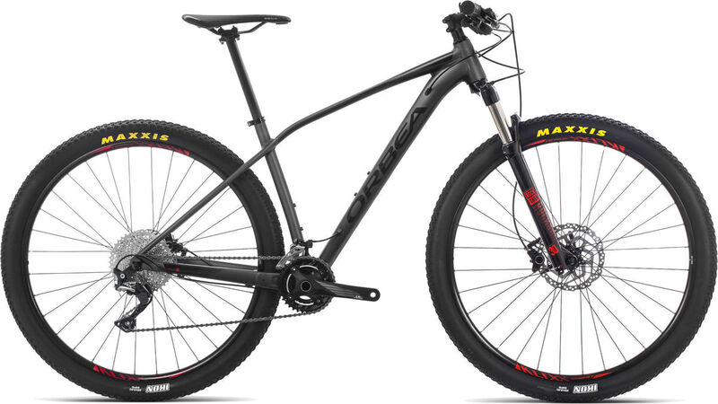 ORBEA Alma 27 H50 S Black  click to zoom image