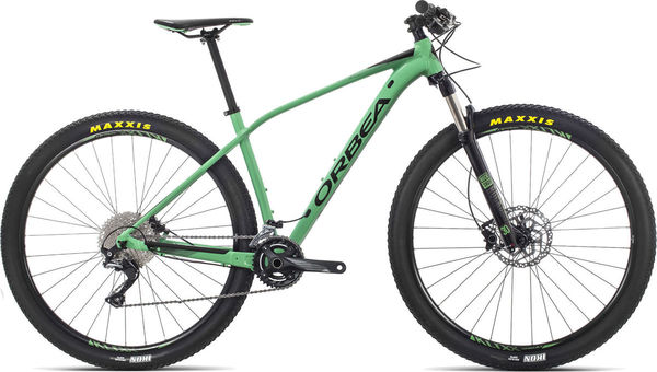 ORBEA Alma 29 H50 S Mint/Black  click to zoom image