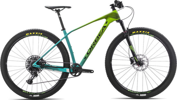 ORBEA Alma 29 M30 S Green  click to zoom image