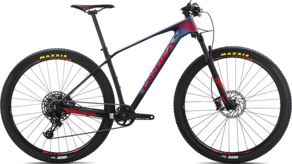 ORBEA Alma 29 M50-Eagle S Blue/Red  click to zoom image