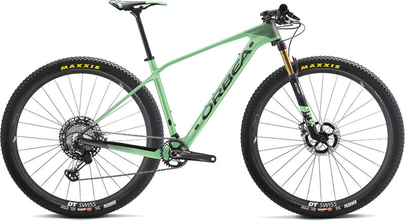 ORBEA Alma 29 M-Team S Mint/Black  click to zoom image