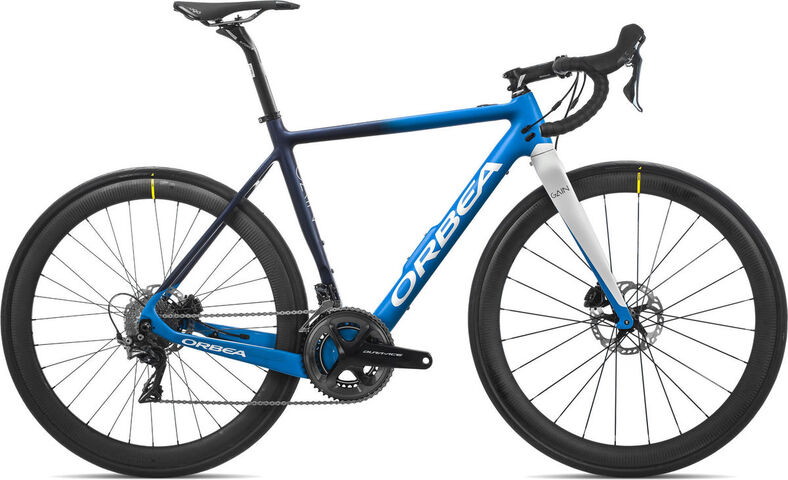 ORBEA Gain M10 XS Blue/White  click to zoom image