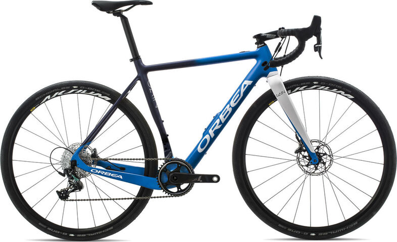 ORBEA Gain M21 XS Blue/White  click to zoom image