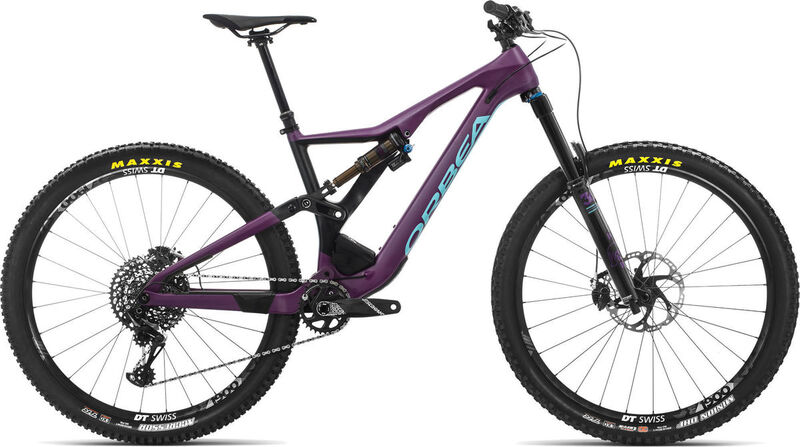 ORBEA Rallon M10 S/M Purple  click to zoom image