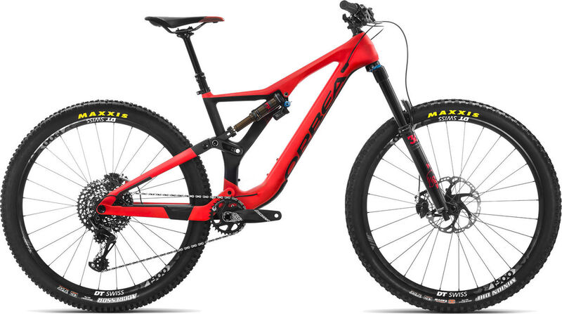 ORBEA Rallon M10 S/M Red/Black  click to zoom image