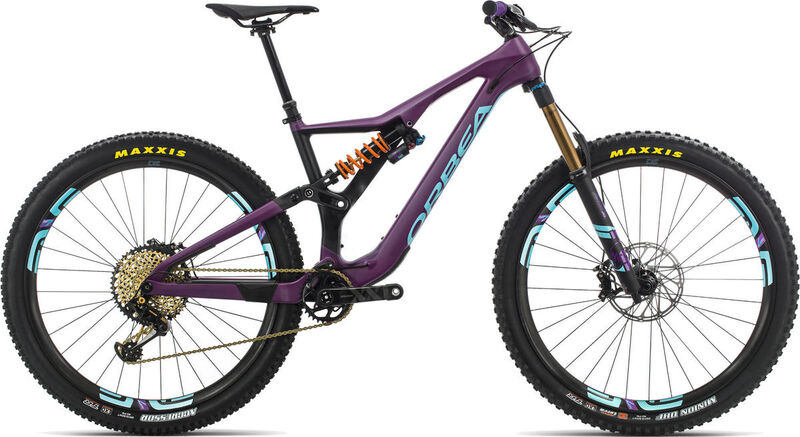 ORBEA Rallon M-LTD S/M Purple  click to zoom image