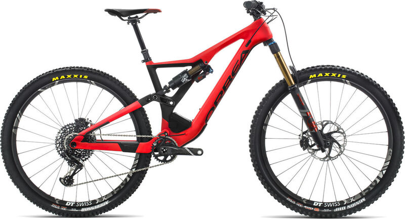ORBEA Rallon M-Team Ex-Display Mountain Bike Large 2019