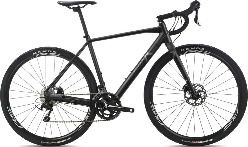ORBEA Terra H30-D XXS Black/Red  click to zoom image