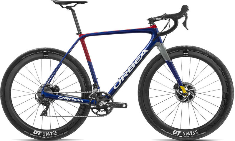 ORBEA Terra M10-D XS Blue/Red  click to zoom image