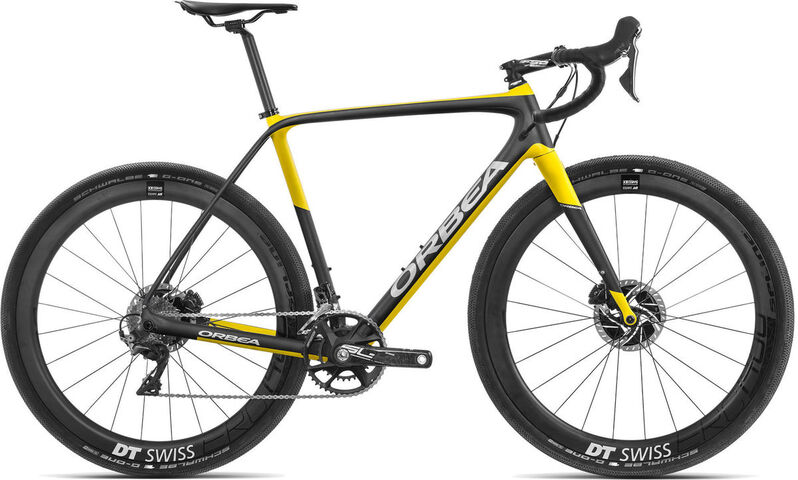 ORBEA Terra M10-D XS Anthracite/Yellow  click to zoom image