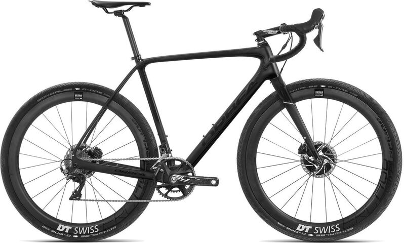 ORBEA Terra M10-D XS Black  click to zoom image