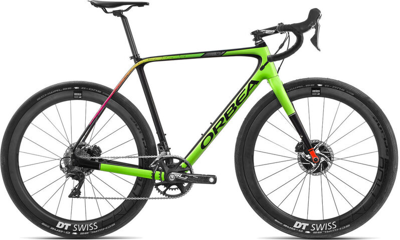 ORBEA Terra M10-D XS Green/Black  click to zoom image
