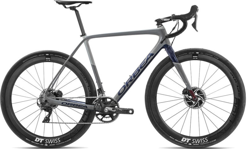 ORBEA Terra M10-D XS Grey/Blue  click to zoom image
