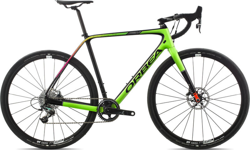 ORBEA Terra M21-D XS Green/Black  click to zoom image