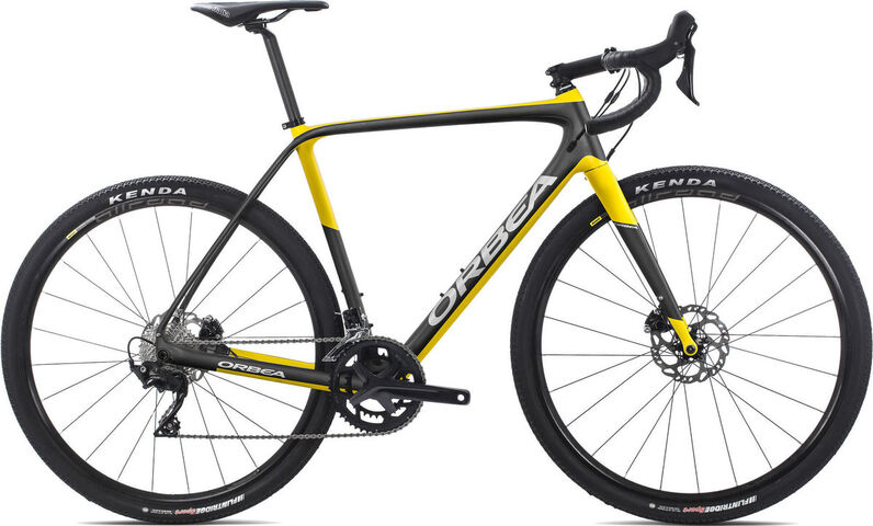 ORBEA Terra M30-D XS Anthracite/Yellow  click to zoom image