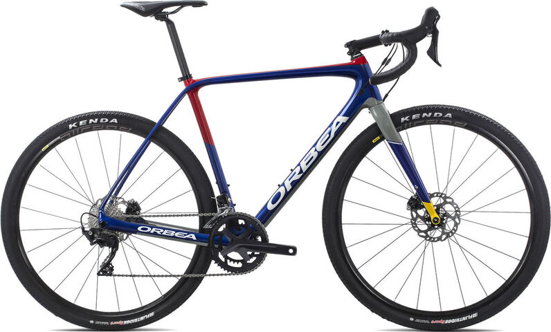 ORBEA Terra M30-D XS Blue/Red  click to zoom image