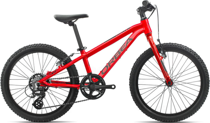 ORBEA MX 20 Dirt  Red/Black  click to zoom image