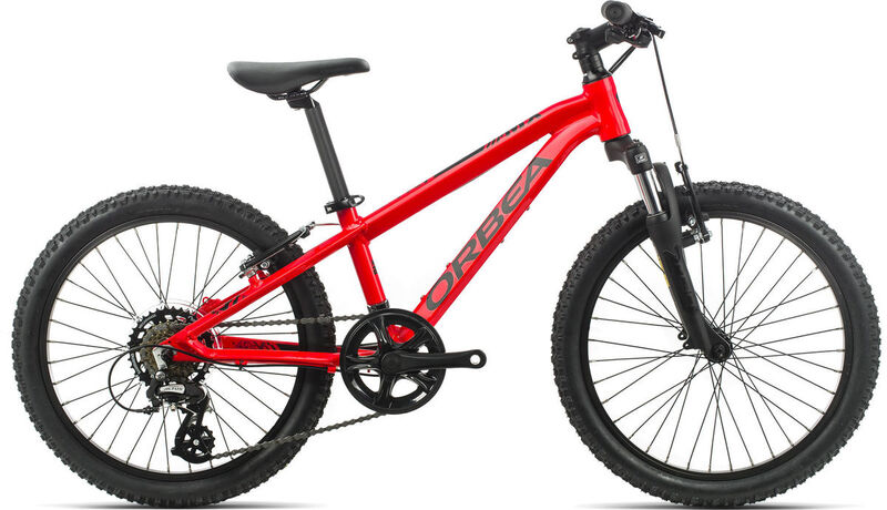 ORBEA MX 20 XC  Red/Black  click to zoom image