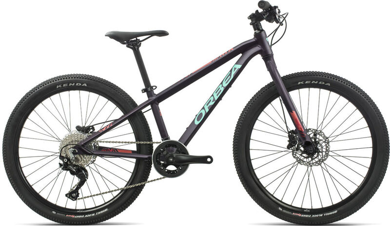ORBEA MX 24 Team Disc  Purple/Pink  click to zoom image