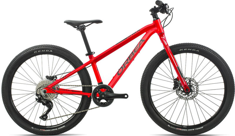 ORBEA MX 24 Team Disc  Red/Black  click to zoom image