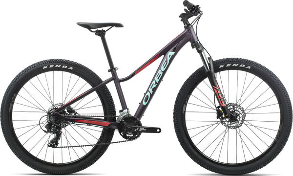 ORBEA MX 27 ENT XS Dirt  Purple/Pink  click to zoom image