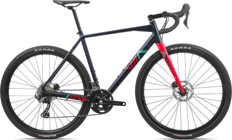 ORBEA Terra H40-D XXS Blue/Red  click to zoom image