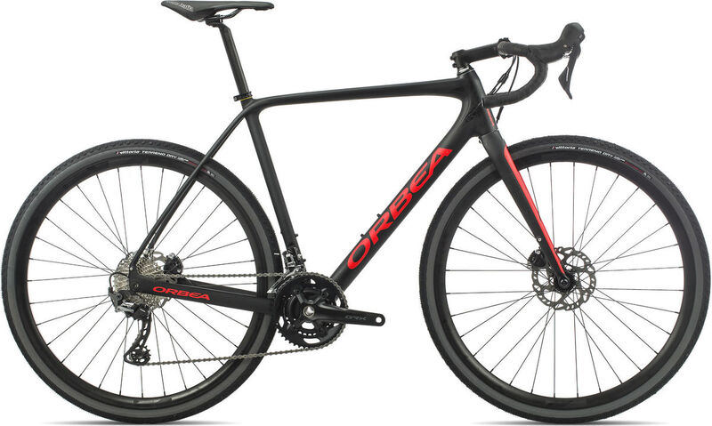 ORBEA Terra M30-D XS Black/Red  click to zoom image