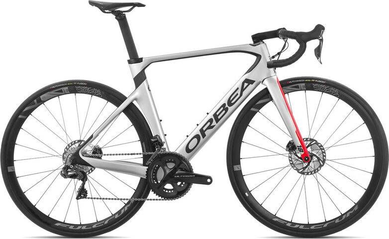 ORBEA Orca Aero M20iTeam-D 47 Silver/Red  click to zoom image