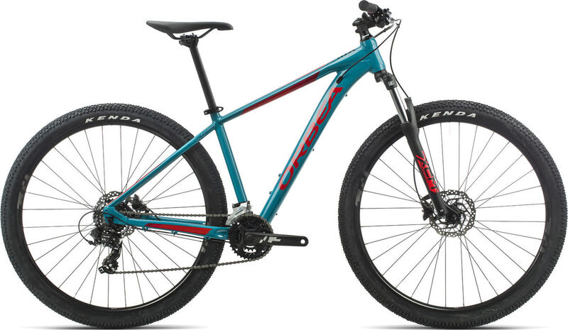 ORBEA MX 27 50 S Blue/Red  click to zoom image