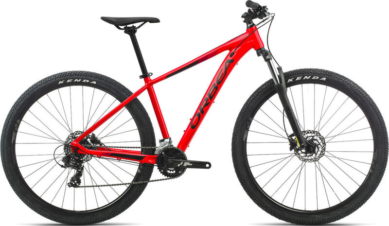 ORBEA MX 27 50 S Red/Black  click to zoom image