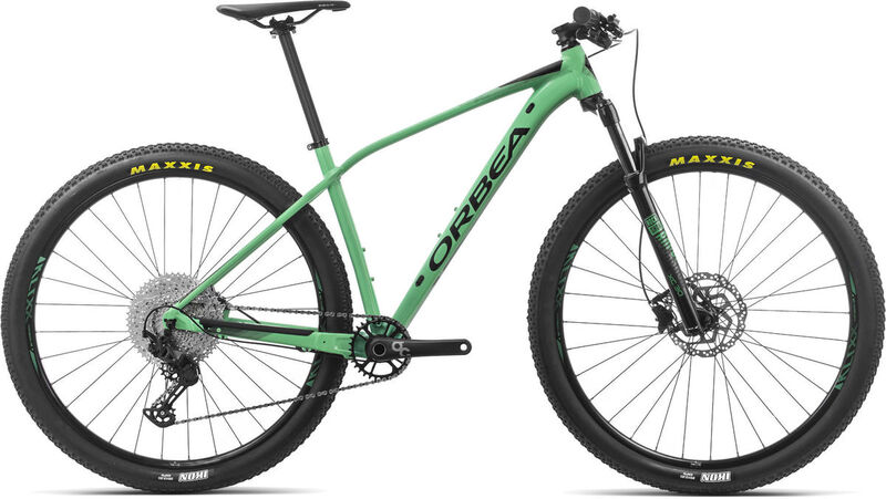 ORBEA Alma 27 H30 S Mint/Black  click to zoom image